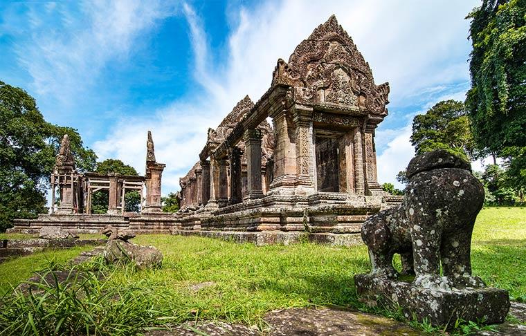 Достопримечательности Камбоджи: топ-10