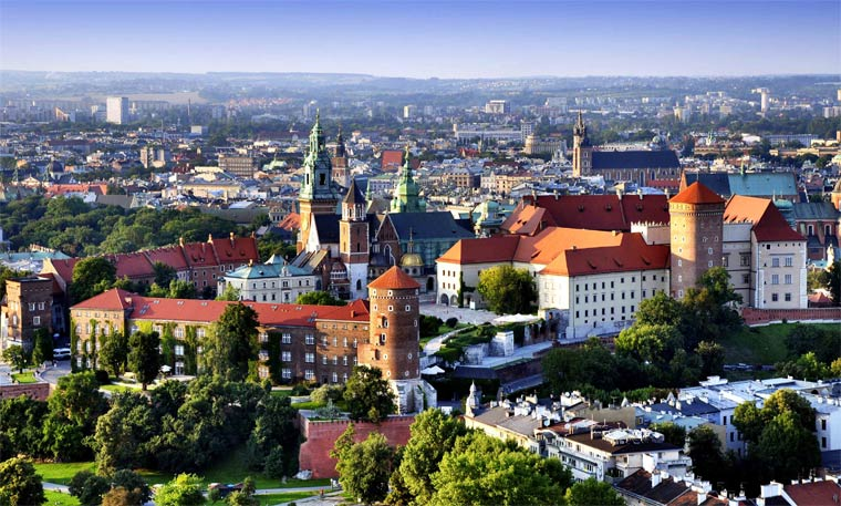 Самые красивые города Польши — Топ 10