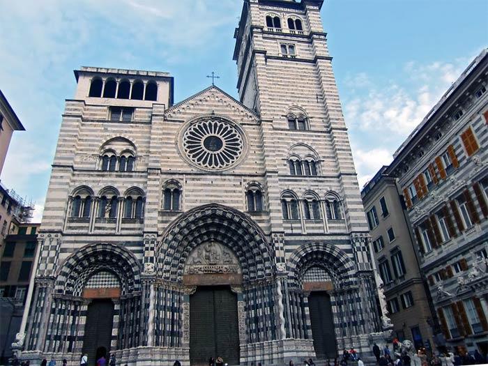 Достопримечательности Генуи: топ-10