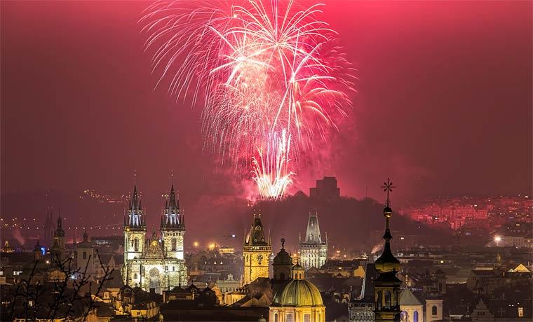 Где отдохнуть на Новый год?