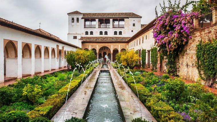 Гранада — прошлое и настоящее города