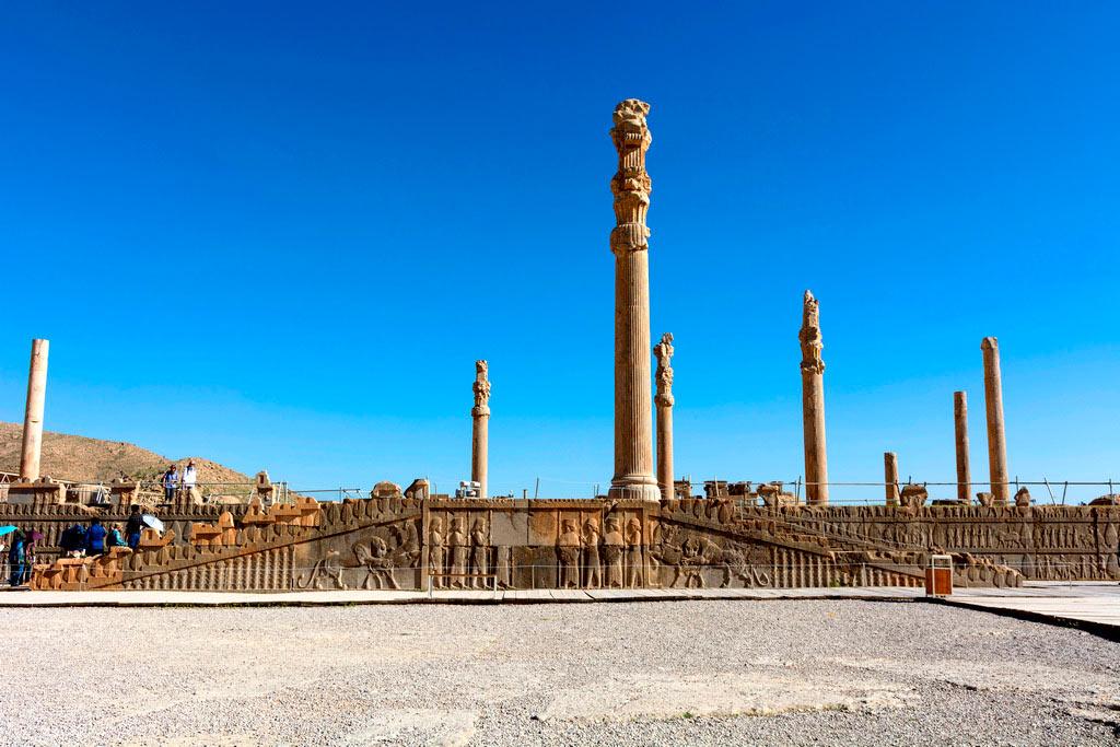 Персеполь - символ могущества Древней Персии