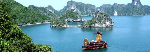 Вьетнам, Халонг Бэй: Что посмотреть