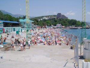 Большая Алушта. Отдых в Крыму.
