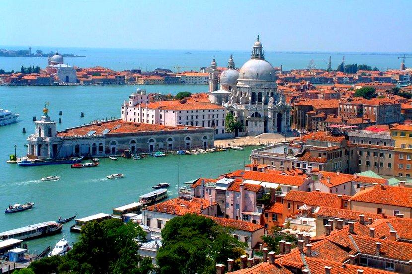 Венеция – кружево из дворцов на воде