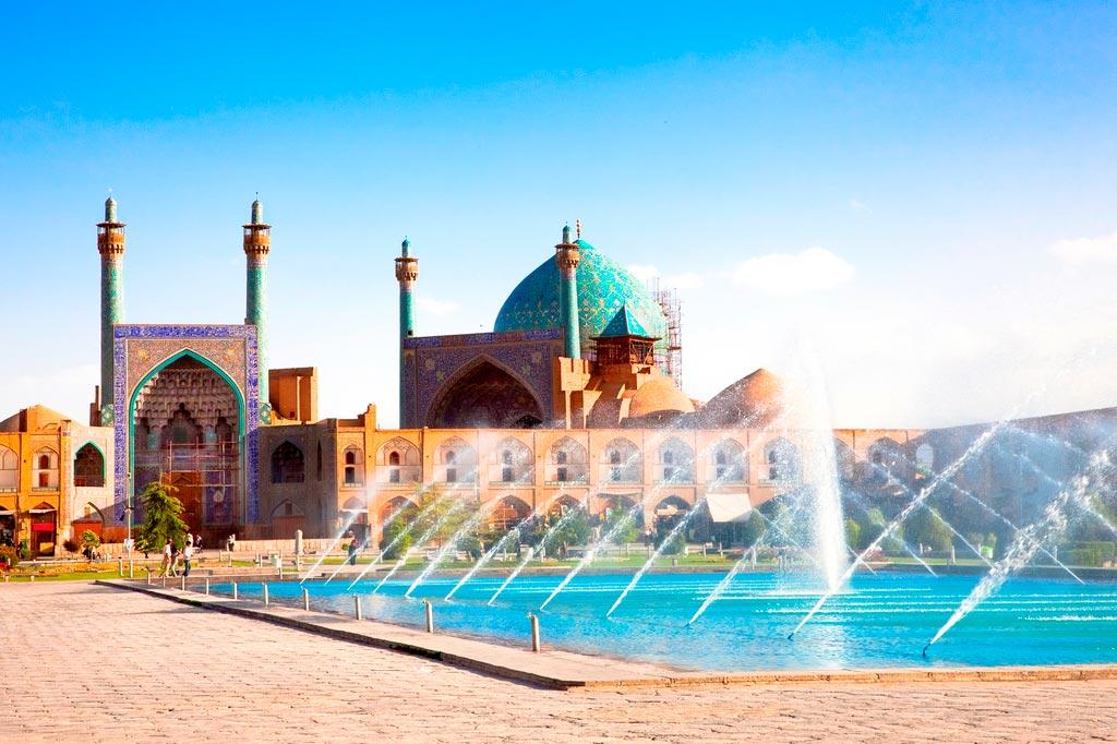 Мечеть Имама — воплощение величия Исфахана