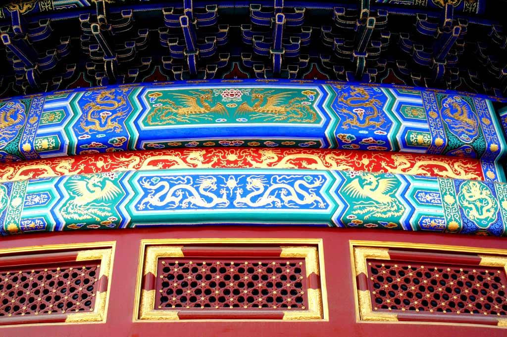Храм Неба в Пекине - императорский алтарь Поднебесной Империи