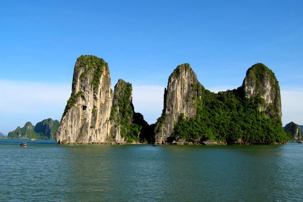 Бухта Халонг — вьетнамское ожерелье из 3000 островов