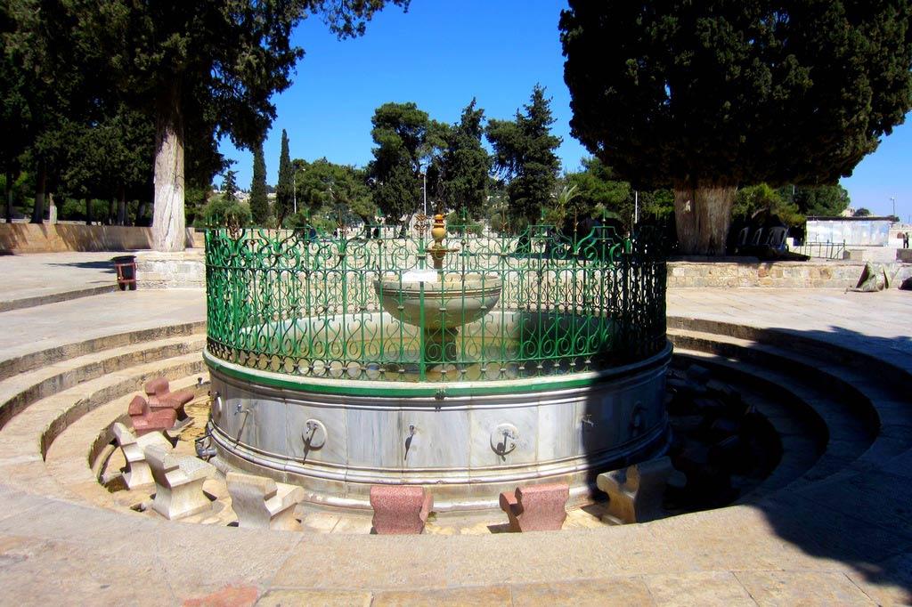 Храмовая гора - Дом Господень в Старом городе Иерусалима