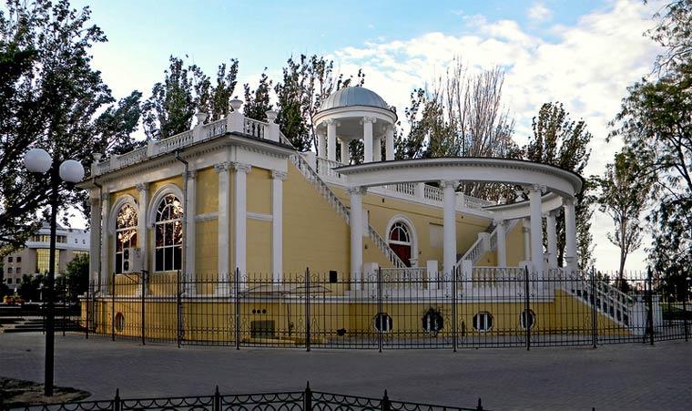 Достопримечательности Астрахани