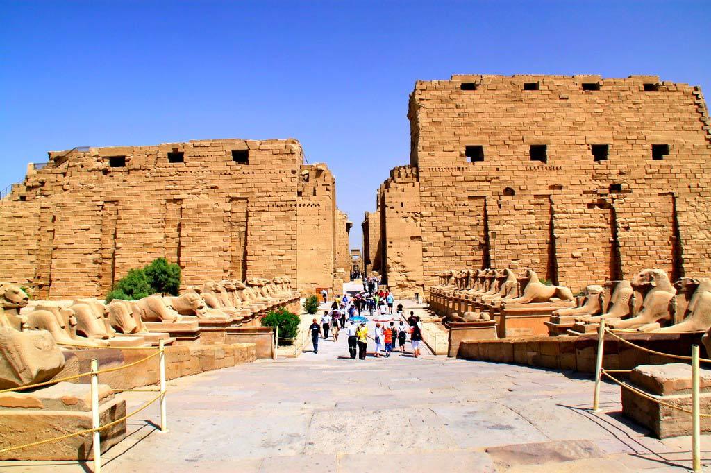 Карнакский храм — древнеегипетская летопись в камне